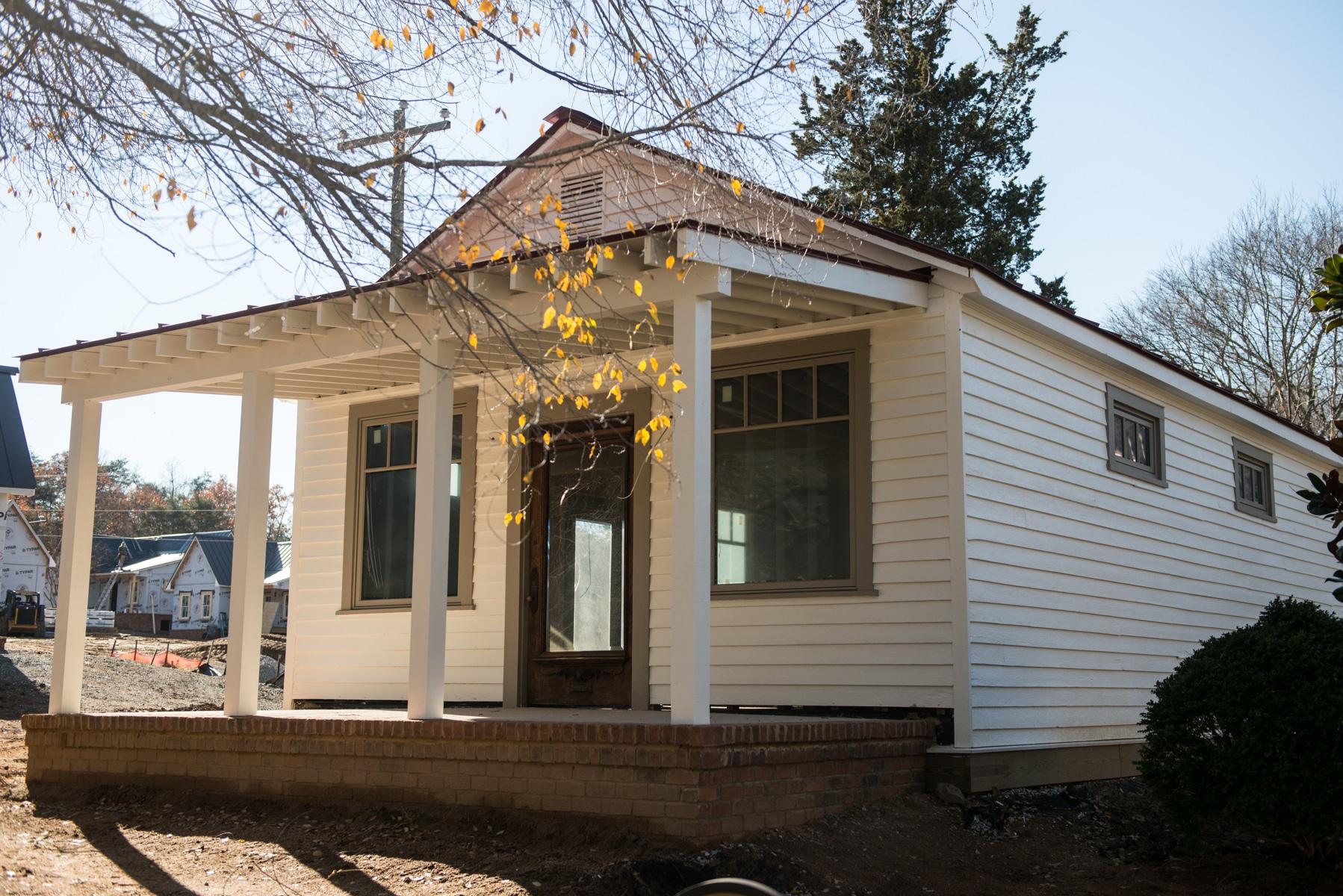 Cottage Progress Continues
